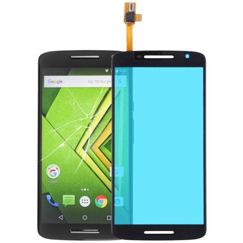 Touch Panel for Motorola Moto X Play(Black)