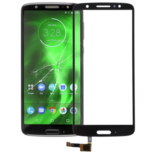 Touch Panel for Motorola Moto G6(Black)