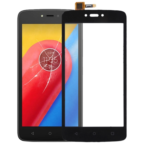 Touch Panel for Motorola Moto C(Black)