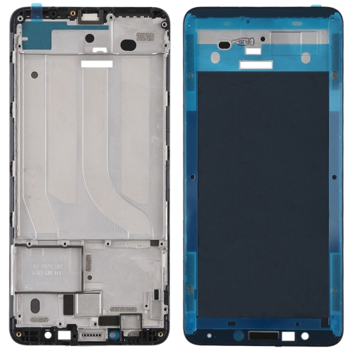 Front Housing LCD Frame Bezel for Xiaomi Redmi 5(Black)