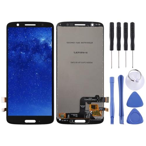 LCD Screen and Digitizer Full Assembly for Motorola Moto G6(Black)