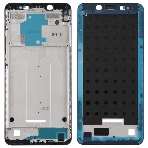 Front Housing LCD Frame Bezel for Xiaomi Redmi Note 5(Black)