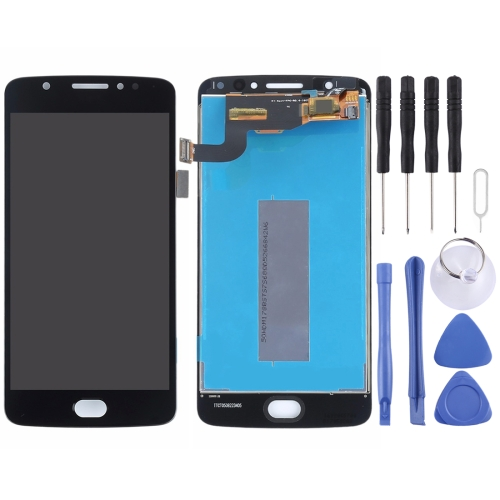 for Motorola Moto E4 XT1763 XT1762 XT1772 LCD Screen and Digitizer Full Assembly(Black)