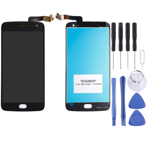 LCD Screen and Digitizer Full Assembly for Motorola Moto G5 Plus(Black)