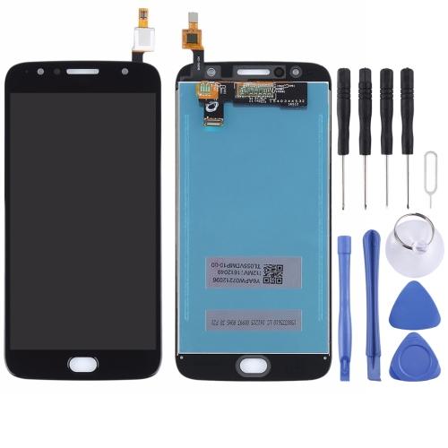for Motorola Moto G5S Plus LCD Screen and Digitizer Full Assembly(Black)