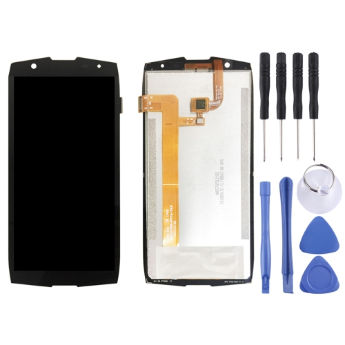 LCD Screen and Digitizer Full Assembly for OUKITEL WP5000 (Black)