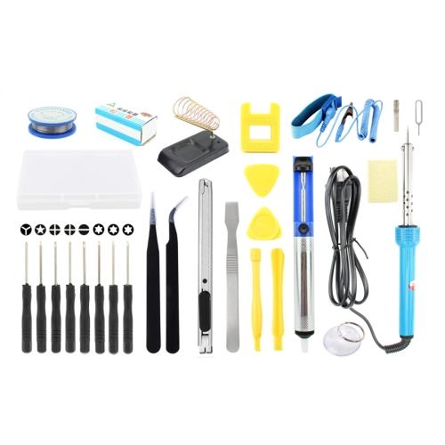 Buy JIAFA JF-8167 27 in 1 Repair Tool Set with Bag for $7.80 in SUNSKY store
