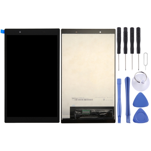 LCD Screen and Digitizer Full Assembly for Lenovo Tab4 8 / 8504 / TB-8504F / TB-8504X (Black)