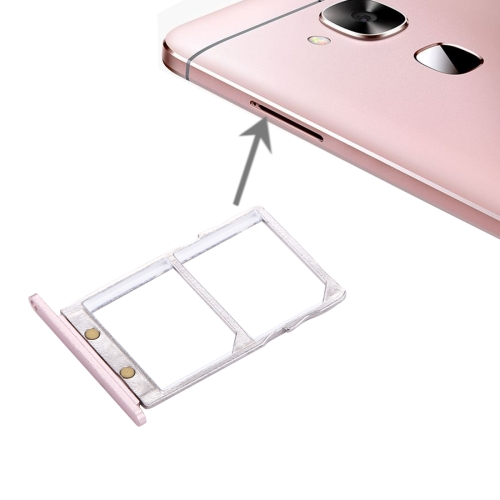 Letv Le Max 2 / X820 SIM Card Tray(Rose Gold)
