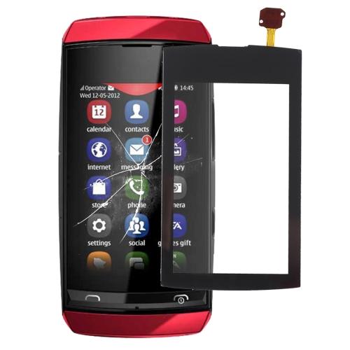 Touch Panel for Nokia Asha 305(Black)