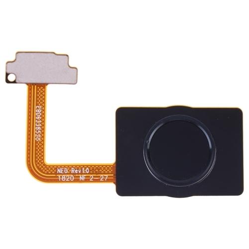 Fingerprint Sensor Flex Cable for LG G7 ThinQ / G710EM G710PM G710VMP G710TM G710VM G710N (Black)  - buy with discount