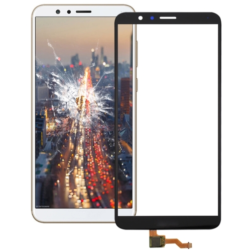 SUNSKY - For Huawei Honor 7X Touch Panel(Black)
