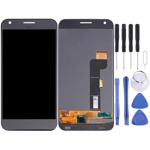 LCD Screen and Digitizer Full Assembly for Google Pixel XL / Nexus M1 (Black)