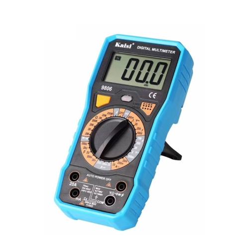 Alcoholimetro Digital Pantalla LCD y Audio F/ácil de usar Tester Blanco