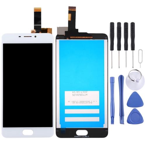 Meizu M6 / M711Q / M711C / M711M LCD Screen and Digitizer Full Assembly(White)