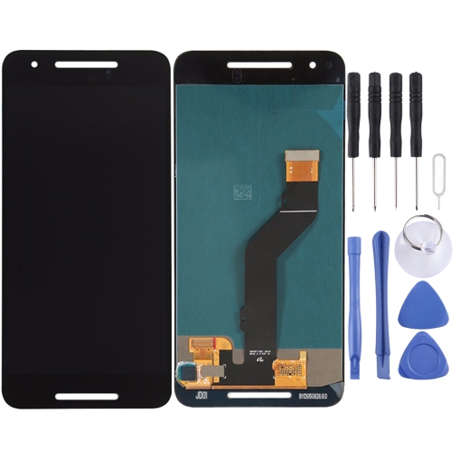 LCD Screen and Digitizer Full Assembly for Google Nexus 6P (Black)