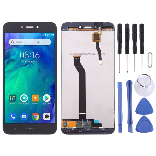 LCD Screen and Digitizer Full Assembly for Xiaomi Redmi Go(Black) ...