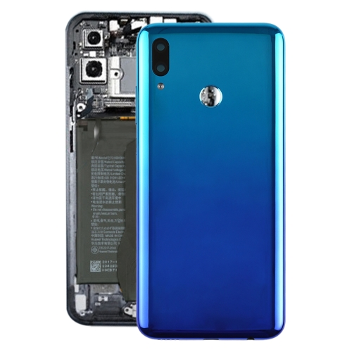 Original Battery Back Cover with Camera Lens for Huawei P Smart (2019)(Blue)