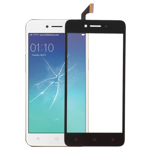 SUNSKY - Touch Panel for OPPO A37 (Black)