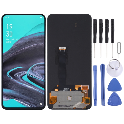 LCD Screen and Digitizer Full Assembly for OPPO Reno 2 фото