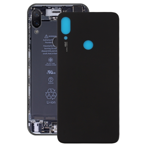 Battery Back Cover for Xiaomi Redmi Note 7 / Redmi Note 7 Pro(Black) фото