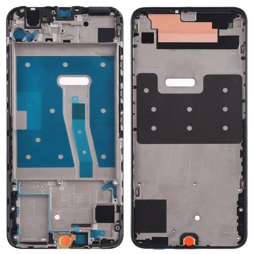 Front Housing LCD Frame Bezel Plate for Huawei P Smart+ (2019)(Black)