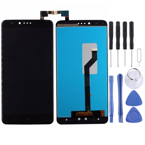 ZTE ZMax Pro / Z981 LCD Screen and Digitizer Full Assembly(Black)