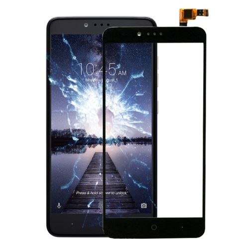 ZTE ZMax Pro / Z981 Touch Panel Digitizer(Black)