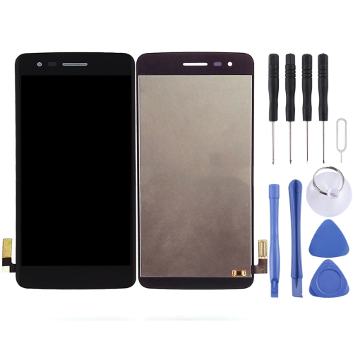 LCD Screen and Digitizer Full Assembly for LG K8 2017 US215 M210 M200N(Black)