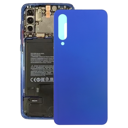 Battery Back Cover for Xiaomi Mi 9 SE(Blue)