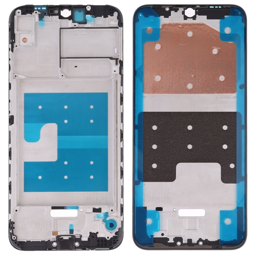 Front Housing LCD Frame Bezel Plate for Huawei Honor Play 8A(Black)