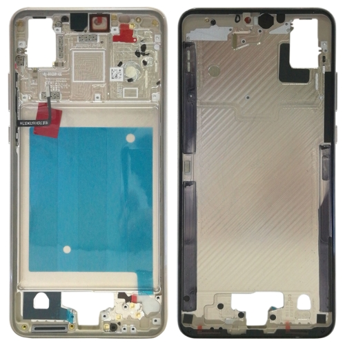 Front Housing LCD Frame Bezel for Huawei P20 (Gold)