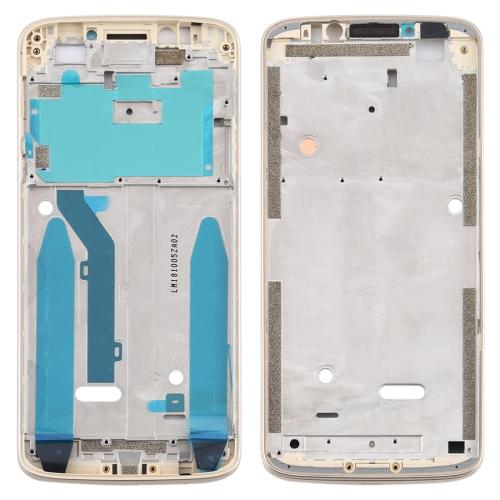 Front Housing LCD Frame Bezel for Motorola Moto E5
