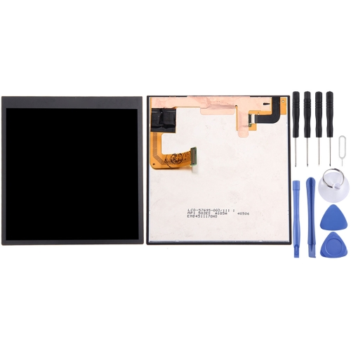 LCD Screen and Digitizer Full Assembly for BlackBerry Passport Silver Edition