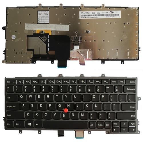 US Version English Laptop Keyboard with Pointing Sticks for Lenovo IBM Thinkpad X240 / X240S / X250 / X260 / X230S / X270