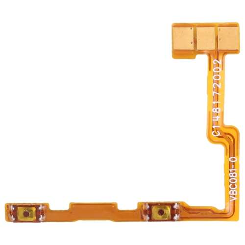 Volume Button Flex Cable for OPPO R11 Plus
