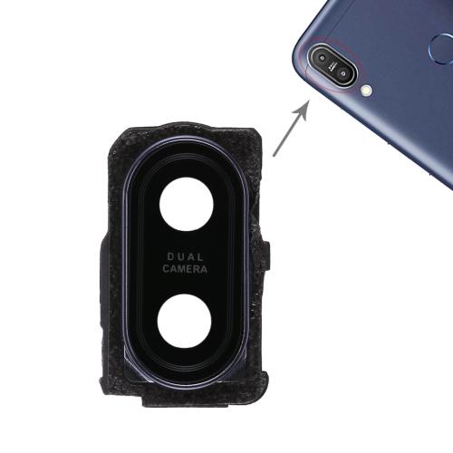 innovative design 05e97 7d642 SUNSKY - Back Camera Lens Frame for Asus Zenfone Max Pro (M1 ...