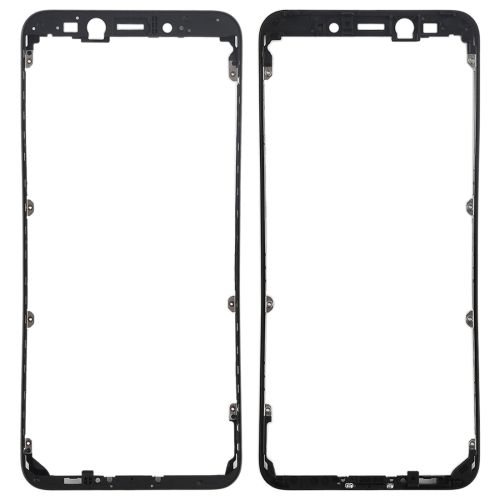 Front Housing LCD Frame Bezel Holder for Xiaomi Mi 6X / A2(Black)
