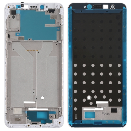 Front Housing LCD Frame Bezel for Xiaomi Redmi S2(White)