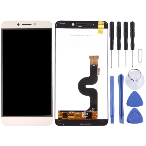 Letv Le Max 2 / X820 LCD Screen and Digitizer Full Assembly(Gold)
