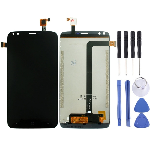 LCD Screen and Digitizer Full Assembly for Doogee X30(Black)