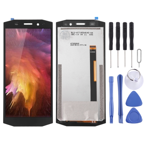 LCD Screen and Digitizer Full Assembly for Blackview BV5800 Pro