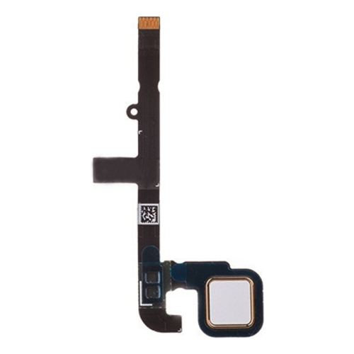 Fingerprint Sensor Flex Cable for Motorola Moto G4 Play (White)
