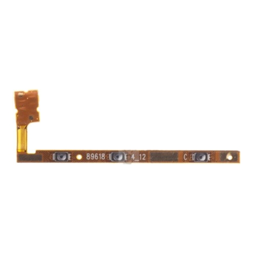 Power Button & Volume Button Flex Cable for Motorola Moto G5S Plus