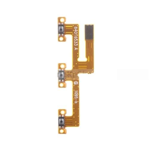 Power Button & Volume Button Flex Cable for Motorola Moto Z