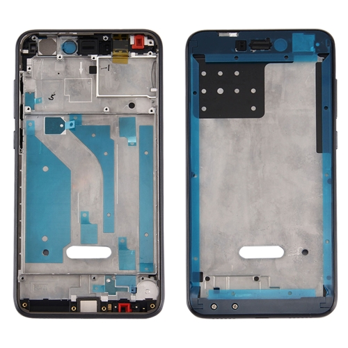 Huawei Honor 8 Lite / P8 lite 2017 Front Housing LCD Frame Bezel Plate(Black)