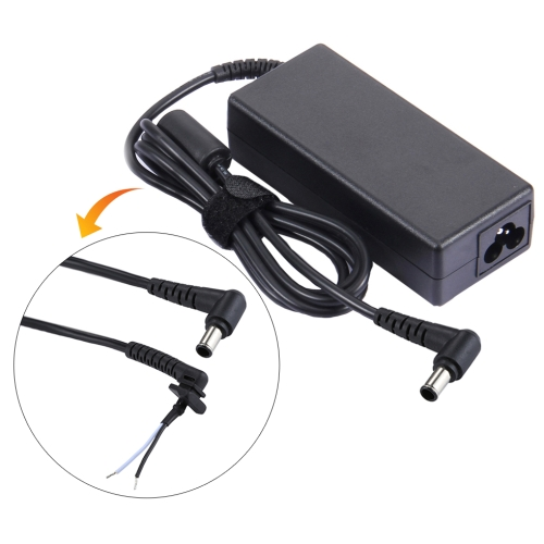 6.0 x 1.4mm Universal AC DC Power 2 Pin Plug Charger Tip Adapter Notebook Laptop