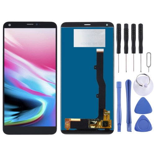 for zte max blade z max z982 lcd touch screen mobile