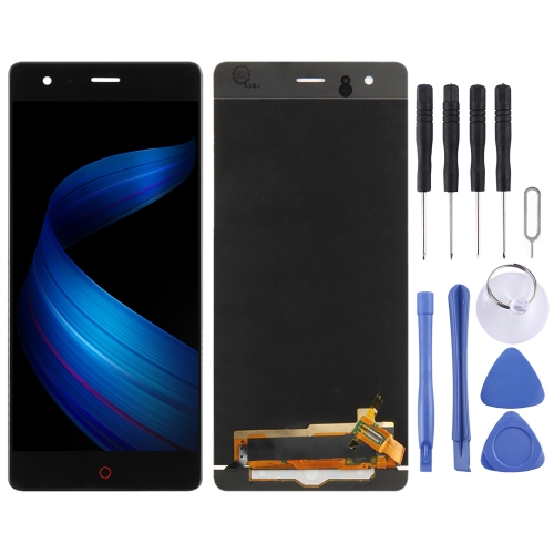 SUNSKY - LCD Screen and Digitizer Full Assembly for ZTE