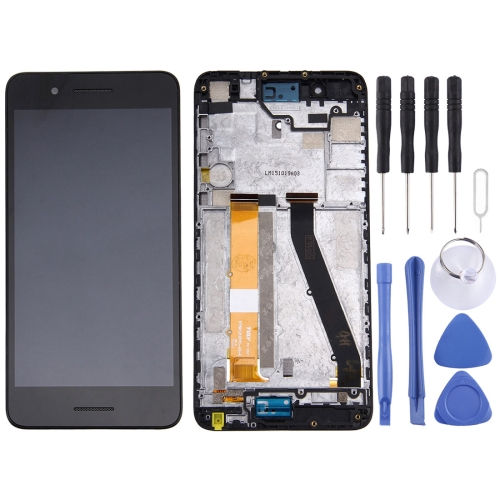 Buy iPartsBuy for HTC Desire 728 Original LCD Screen + Touch Screen Digitizer Assembly with Frame, Black for $23.44 in SUNSKY store